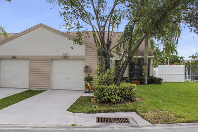 Boynton Beach Single Family Home For Sale: 12206 Forest Greens Drive