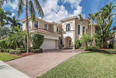 Delray Beach Single Family Home For Sale: 8119 Valhalla Drive