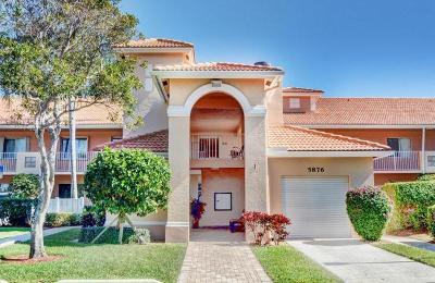 Boynton Beach Condo For Sale: 5876 Regal Glen Drive #205
