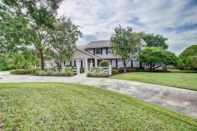 Boca Raton Single Family Home For Sale: 8121 Twin Lake Drive