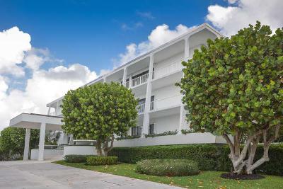 Palm Beach Condo For Sale: 2275 S Ocean Boulevard #202a