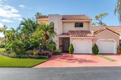 Boca Raton Townhouse For Sale: 22649 Meridiana Drive