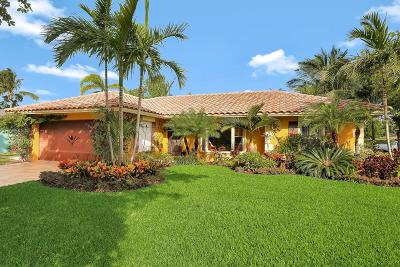 West Palm Beach Single Family Home Contingent: 1167 Jason Way