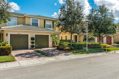 Boca Raton Townhouse For Sale: 22179 Majestic Woods Way
