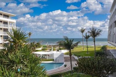 Palm Beach Condo For Sale: 2600 S Ocean Boulevard #203w