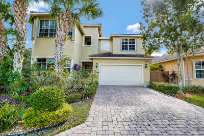Boynton Beach Single Family Home For Sale: 10289 Isle Wynd Court