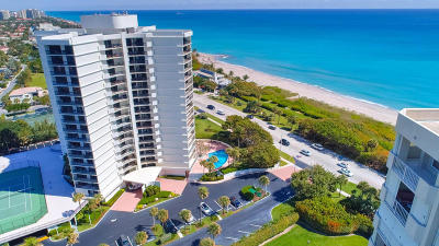 Boca Raton Condo For Sale: 4545 Ocean Boulevard #15a