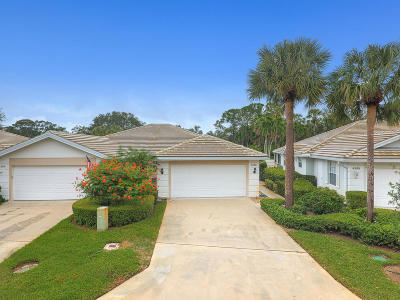 Palm Beach Gardens Single Family Home For Sale: 4389 Lacey Oak Drive