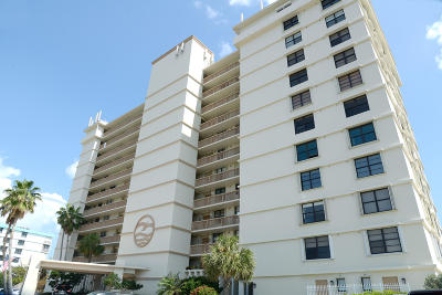 Juno Beach Condo For Sale: 840 Ocean Drive #1105