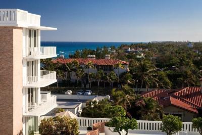 Palm Beach Condo For Sale: 100 Worth Avenue #Ph-5