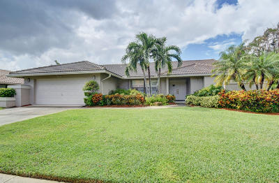 Boca Raton Single Family Home For Sale: 22124 Martella Avenue