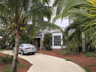 West Palm Beach Single Family Home For Sale: 381 Potter Road