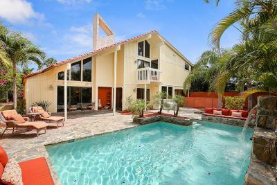 Jupiter Single Family Home For Sale: 104 Sunfish Lane