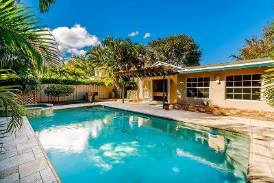 West Palm Beach Single Family Home For Sale: 322 Valencia Road