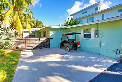 Delray Beach Single Family Home For Sale: 231 NW 1st Avenue
