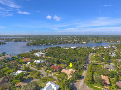 Tequesta Single Family Home Contingent: 123 Pinehill Trail W