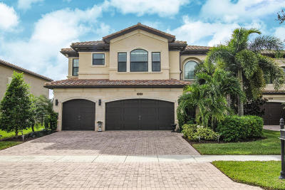 Delray Beach Single Family Home For Sale: 8974 Little Falls Way