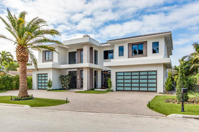 Boca Raton Single Family Home For Sale: 2165 E Maya Palm Drive