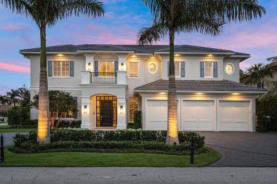 Boca Raton Single Family Home For Sale: 324 Fern Palm Road