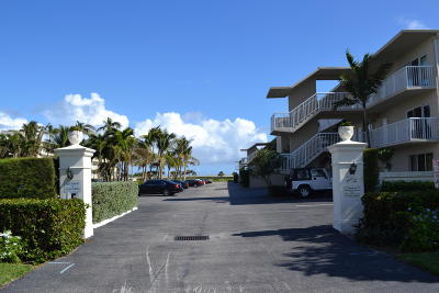 Palm Beach Condo For Sale: 2565 S Ocean Boulevard #1170