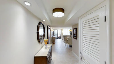 Highland Beach Condo For Sale: 3400 S Ocean Boulevard #12i