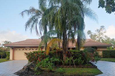 Coral Springs Single Family Home For Sale: 10785 NW 19th Drive NW