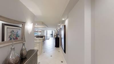 Highland Beach Condo For Sale: 3400 S Ocean Boulevard #12-M