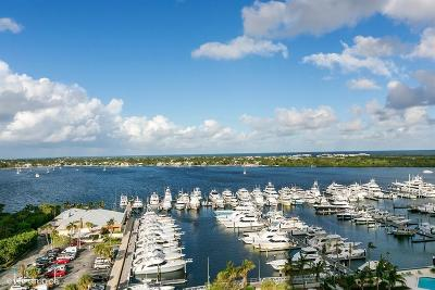 North Palm Beach Condo Contingent: 123 Lakeshore Drive #1445
