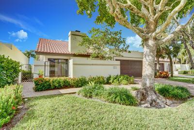 Boca Raton Single Family Home For Sale: 6730 Lago Vista Terrace