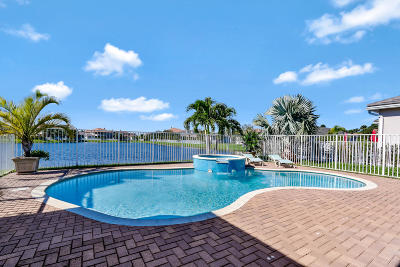 Royal Palm Beach Single Family Home For Sale: 8358 Butler Greenwood Drive