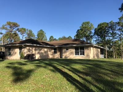 Loxahatchee Single Family Home For Sale: 17183 77th Lane