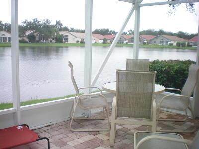 Boynton Beach Single Family Home For Sale: 9915 Harbour Lake Circle