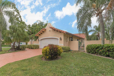 Delray Beach Single Family Home For Sale: 5365 Bodega Place