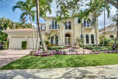 Boca Raton Single Family Home For Sale: 17586 Middlebrook Way