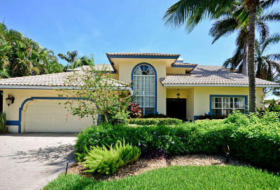 Delray Beach Single Family Home For Sale: 929 Fern Drive