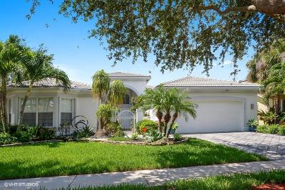 Boynton Beach Single Family Home For Sale: 7087 Corning Circle