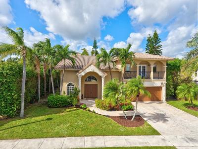 Boca Raton Single Family Home For Sale: 7749 NE Spanish Trail Court