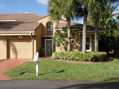Boca Raton Single Family Home For Sale: 11107 180th Court S