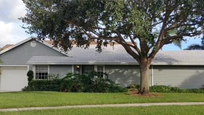 Boca Raton Single Family Home Contingent: 5367 Park Place Circle