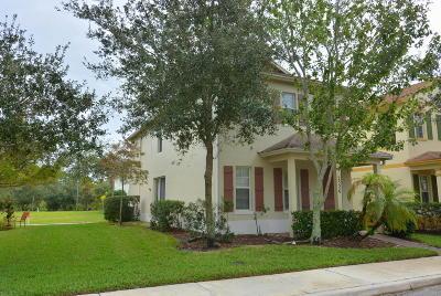 Port Saint Lucie Single Family Home For Sale: 2526 SE Pineland Drive