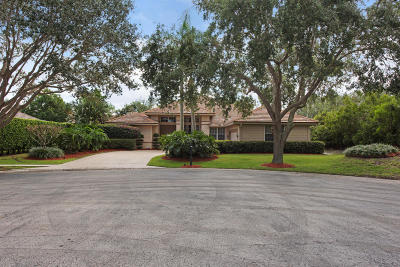 Preserve At Jupiter Single Family Home For Sale: 126 Still Lake Drive