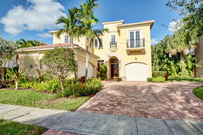 Boca Raton Single Family Home For Sale: 17850 Lake Azure Way