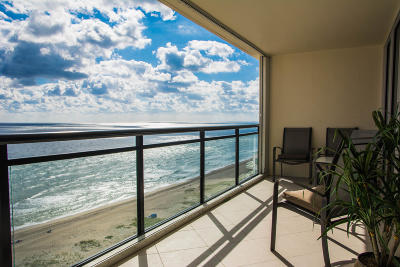 Whitehall Condo Condo For Sale: 2000 S Ocean Boulevard #Ph-C