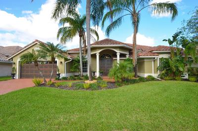 Boca Raton Single Family Home For Sale: 10827 Japonica Court