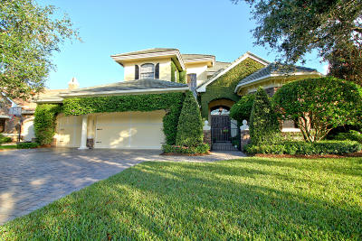 Boynton Beach Single Family Home For Sale: 9191 Equus Circle
