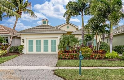 West Palm Beach Single Family Home For Sale: 10725 La Strada