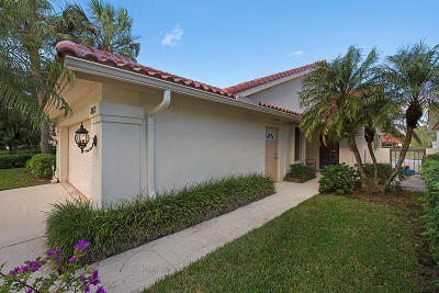 West Palm Beach Single Family Home For Sale: 2825 Iroquois Circle