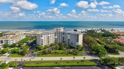 Palm Beach Condo For Sale: 2295 S Ocean Boulevard #618