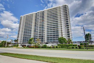 Boca Raton Condo Sold: 250 S Ocean Boulevard #9b