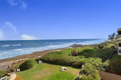 Singer Island Condo For Sale: 4200 Ocean Drive #1-402